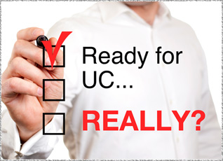 are you really UC