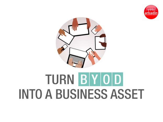 Arkadin - Turn BYOD into a Business Asset
