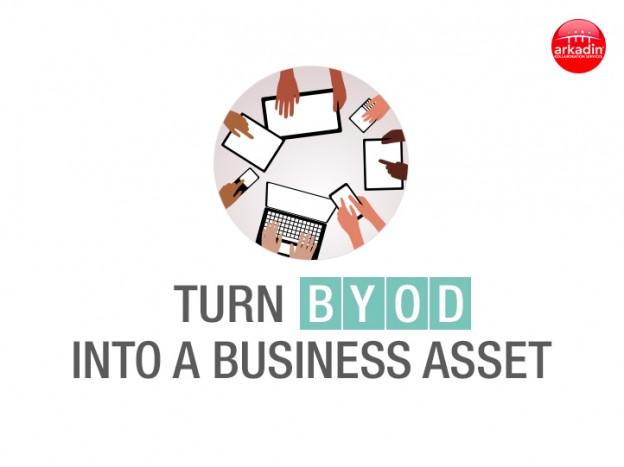 Arkadin - Turn BYOD into a Business Asset