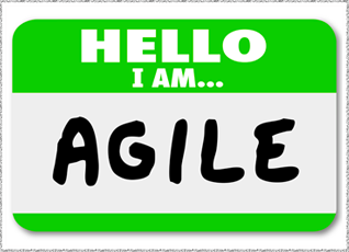 Are you agile? The bottom-up approach to developing software.