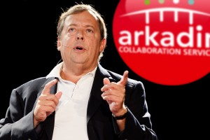 Arkadin's Olivier de Puymorin nominated for CEO of the Year