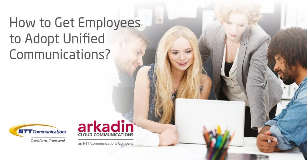 How to get employees to adopt unified communications - ebook