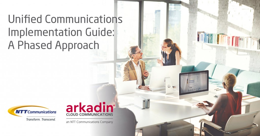 Unified Communications Implementation Guide - A Phased Approach