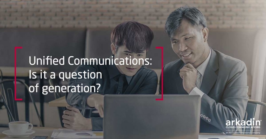 Unified Communications - Is it a question of generation?