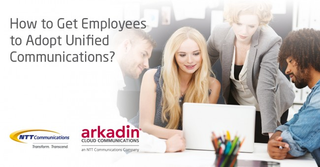 How to Get Employees to Adopt Unified Communications