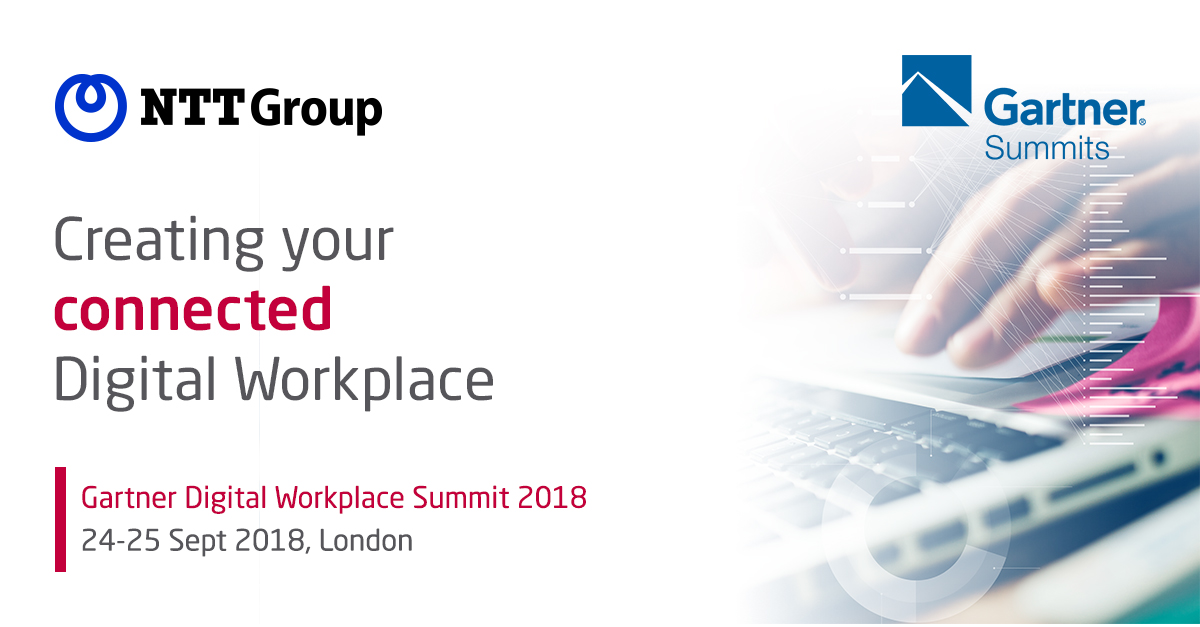 Creating Your Connected Digital Workplace - Arkadin at Gartner Digital Workplace Summit