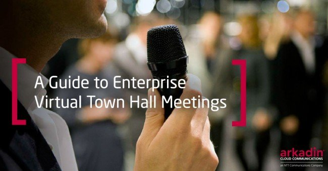 Guide to Enterprise Virtual Town Hall Meetings
