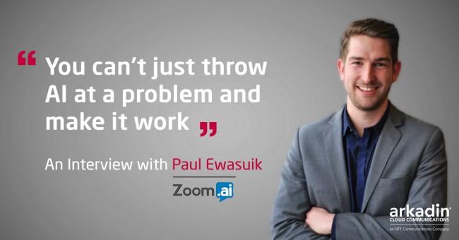 Interview with Paul Ewasuik