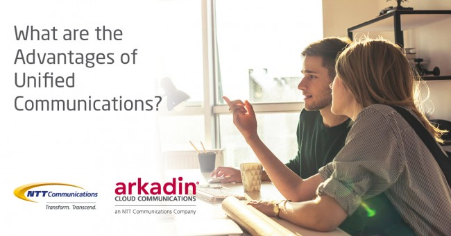 What are the advantages of unified communications?