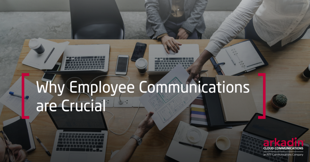 Why Employee Communications are Crucial
