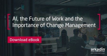 AI, the Future of Work and the Importance of Change Management - ebook