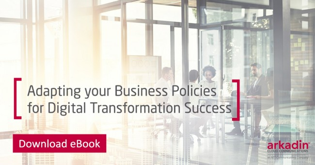 Adapting your Business Policies for Digital Transformation Success
