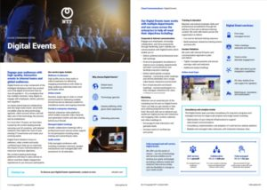 Download our Digital Events overview